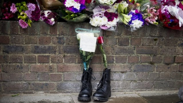 London: Murder, Not Terrorism
