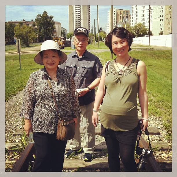Asama Family In Edmonton