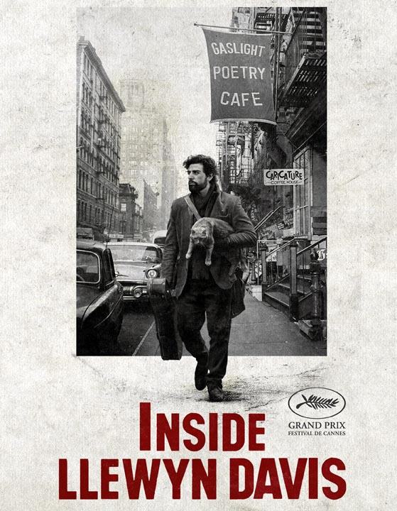 Inside Llewyn Davis: Never New, Never Old